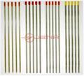 Haute qualité thorié électrode en tungstène