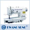 Ks-845 doble aguja de coser industrial de la máquina