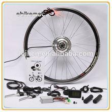 25km/h strong climbing ability 250w e bike conversion kit trike kit