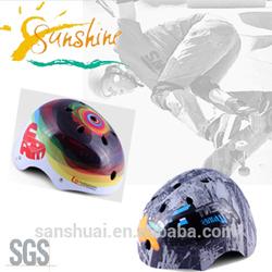 Sunshine RJ-D001 Skateboard Helmet / Safety Helmet / Skate Helmet