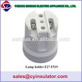 suporte da lâmpada da porcelana e27 f519 acessórios de iluminação