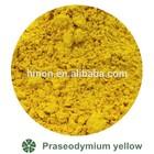 Praseodymium Yellow Pigment Dispersion Colored Glaze