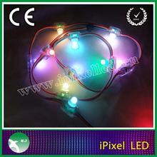 12mm Flat pixel led light