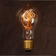 China manufacturer fast delivery A19 quad loop edison light bulbs