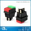 Safety approval 16a 250v power rocker switch