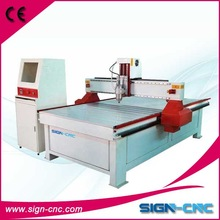 Best-selling SIGN-1325B used cnc router sale for wood 3d carving