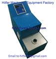 Prata sucata/ouro de fusão por indução da máquina: capacidade de 1-2kg