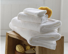 Eco-friendly Hot sale Cotton terry plain color towel hand