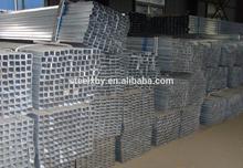 pregalvanized square steel pipe for fence 04