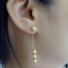 Newste style diamond price per carat Pearl earring for girls