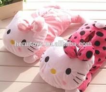 Hello Kitty stuffed tissue box set plush toy& stuffed plush toy