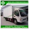 1.5T JAC 4*2 small van truck 54hp Euro 3