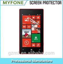Myfone Fingerprint Resistant Screen Protector for Nokia Lumia 520