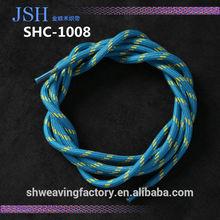 New Colorful Custom Design Shoelaces,custom logo shoelaces,colorful shoelaces for holiday
