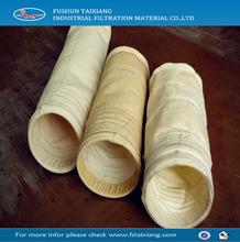 Direct factory of asphalt mixing hot gas nomex filter bag