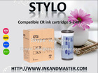 Good quality Compatible CR ink cartridge S-2487
