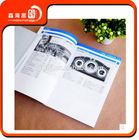 Art paper China cheap sample catalogue