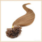 Tangle free fast shipping shedding free remy pre bond human hair extension