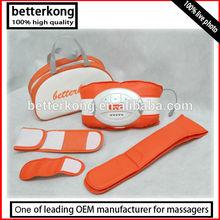 Vibration massage arm slimming belt with 3pcs extended belt