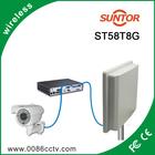 5-8km long range wireless control and command communication