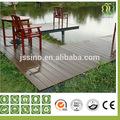 A prueba de agua balcón suelo/piscina de natación silla/de plástico de madera suelos del patio