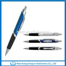 Hot Selling Free Samples Metal Triangular Barrel Pen