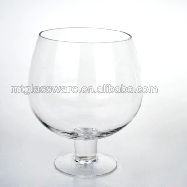 Super groot formaat rode wijn glas glazen bloemenvaas for Large red wine glass