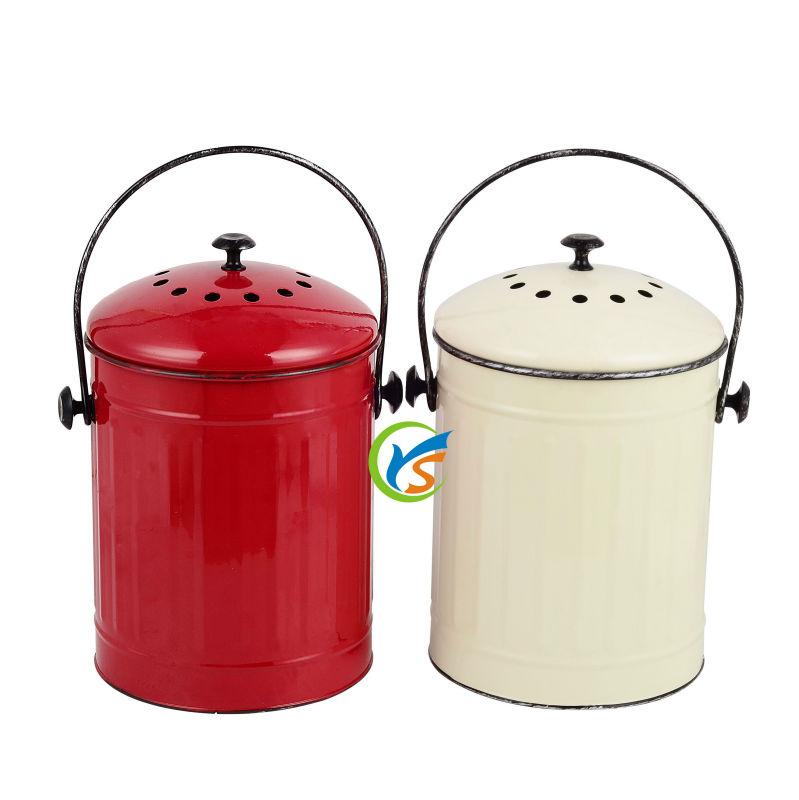 Vuilnisbak Voor Keuken : Kitchen Container Compost Bin