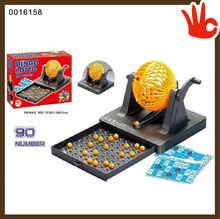 Shantou barato bingo juego fijó juego de cartones de bingo máquina de juego