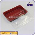 Plástico fast food caixa de embalagem