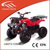 polaris 125cc atv quad by electric starter with CE/EPA