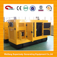 100kva silent type diesel generator with different color