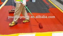iron oxide pigment for coloring/ asphalt
