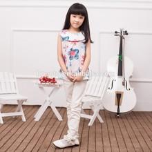 2014 latest korea boys fashionable Children Casual White Cotton Pants Trousers