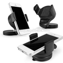 2014 Easy operation windshield universal mobile phone holder car mounts