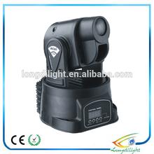5/13CH,dmx pro light led RGB 50W moving head spotlights