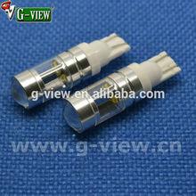 Hop sale T10 30W cree bulb, high power T10 30W cree led light, hotsale led car interior light