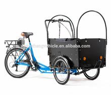 Canada simple electric front wheel e-bike conversion kit cargo bike