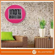 Wholesale digital led wall clock, Home wall decoration