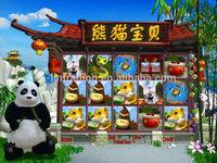 PANDA BABY /XVGA SLOT / SLOT GAME PCB MACHINE GAME MACHINE