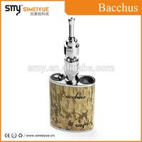 Quit smoking product e cigarette pipe Bacchus starter kit enjoy healty smoking