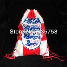 custom design England sport printing soccer shoes bag