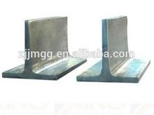 galvanized steel T beam