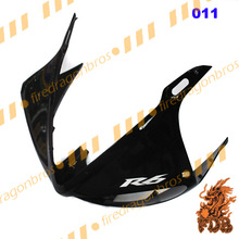 FDB Brand New YZF R6 03 04 05 Aftermarket ABS Injection Front cowling PAINTED 011