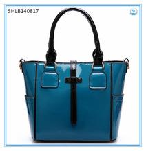Korean Style Lady Girls Hobo PU Leather Handbag Shoulder Bag
