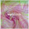 Digital printing silk chiffon fabric with new design