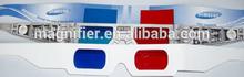 Factory direct cheap paper linear 3d glasses