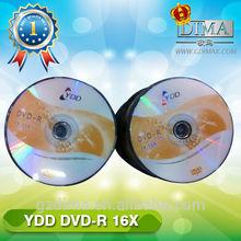 blank disc,blank dvd in bulk ,ydd dvd