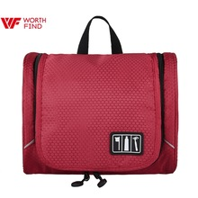 One big compartment fashion travel cosmetic bag wholesale