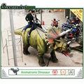 paseos dinosaurio para juguetes parque de atracciones